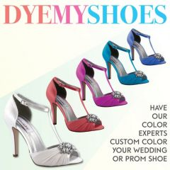 Shoe Dyeing Service