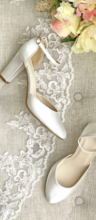 Shop bridesmaid's shoes