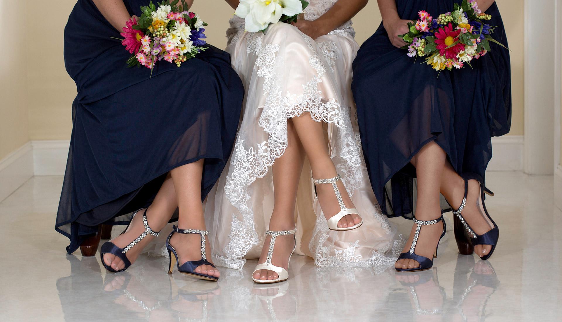 Ladies Bridal Shoes